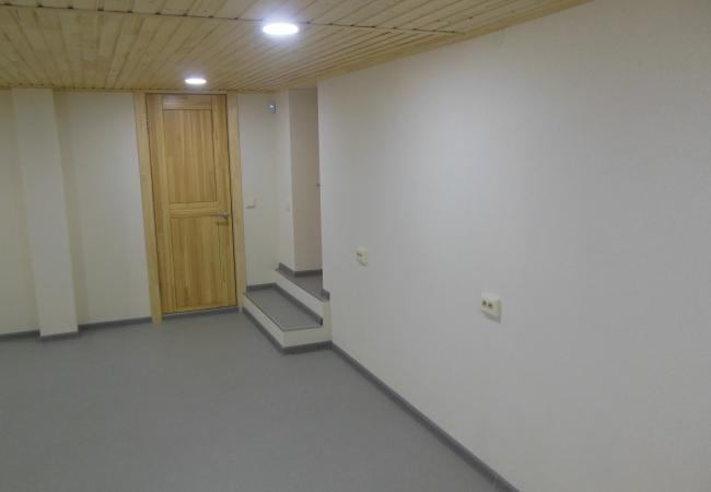Отделка гаражного помещения